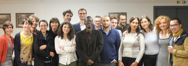 The MERCUR Research Center team (2014)